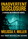 Inadvertent Disclosure (Sasha McCandless Legal Thriller Book 2) (English Edition)
