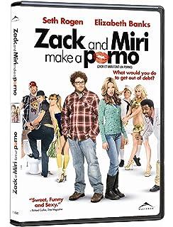 Have Zach and miri make a porno watch free