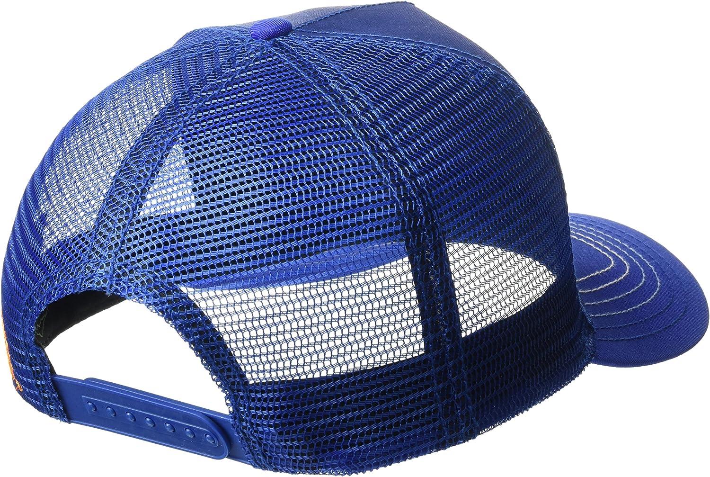 Adjustable Sizing The Mountain Patriotic Kitten Adult Trucker Hat Blue