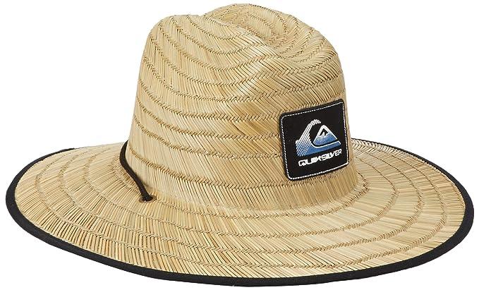 c835a36964b70 Amazon.com  Quiksilver Men s Rosenberger Straw Hat