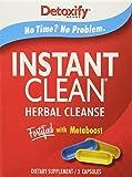 Detoxify LLC Instant Clean Capsules, 3 Count
