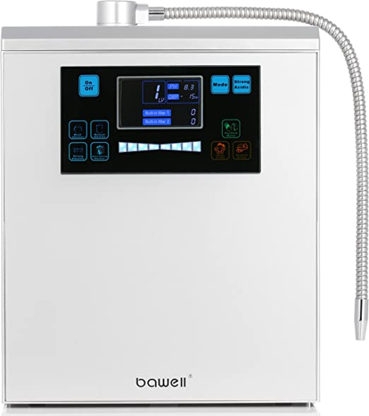Amazon.com: Máquina ionizadora para agua alcalina ...
