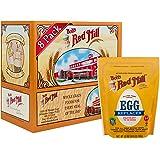 Bob's Red Mill Gluten Free Egg Replacer 12 ounce (8 Pack) Vegan Egg Substitute