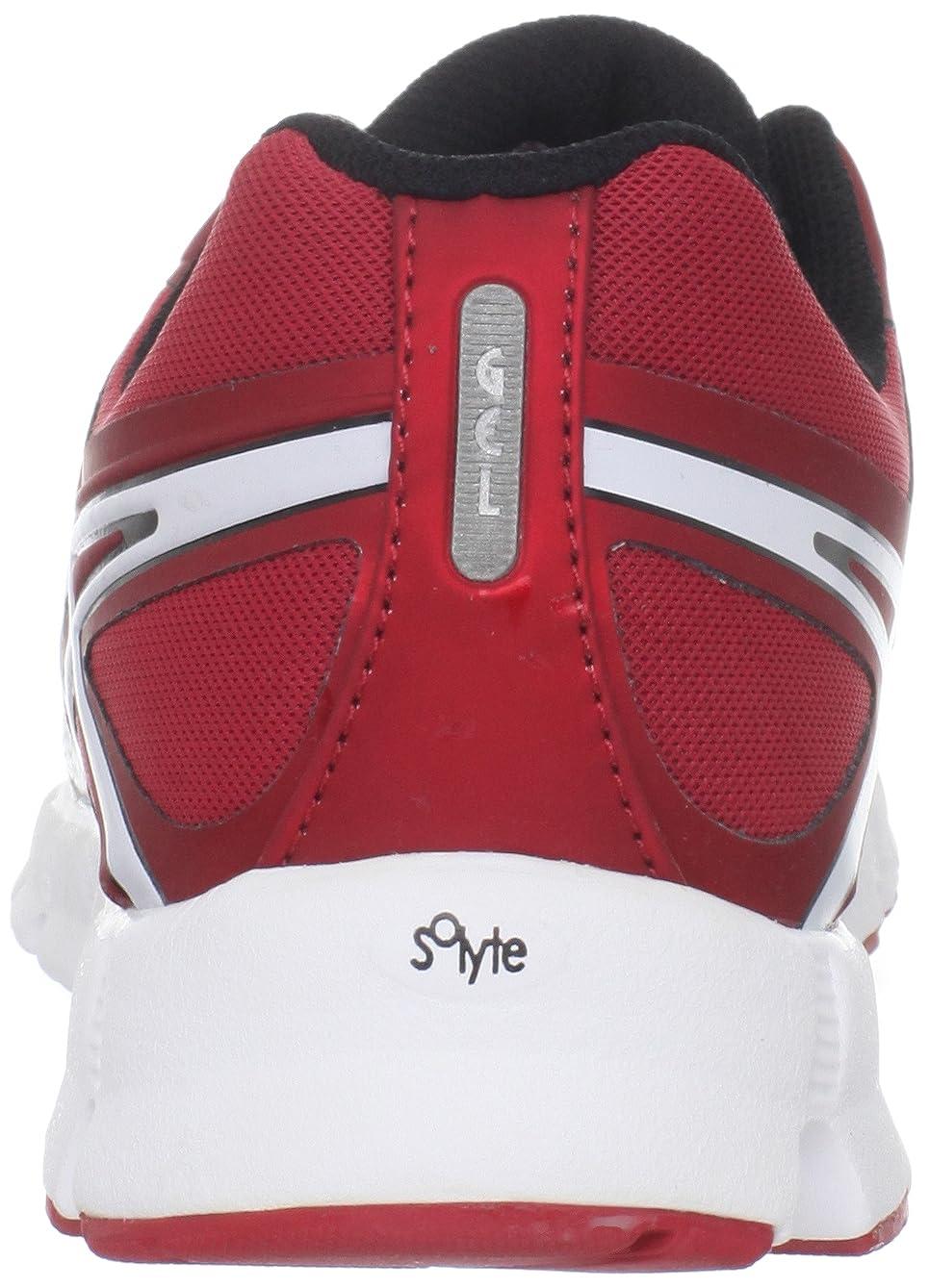 ASICS schuhe,Onyx Men's GEL-Lyte33 Running schuhe,Onyx ASICS Weiß Flame,12 M US 27f3e1