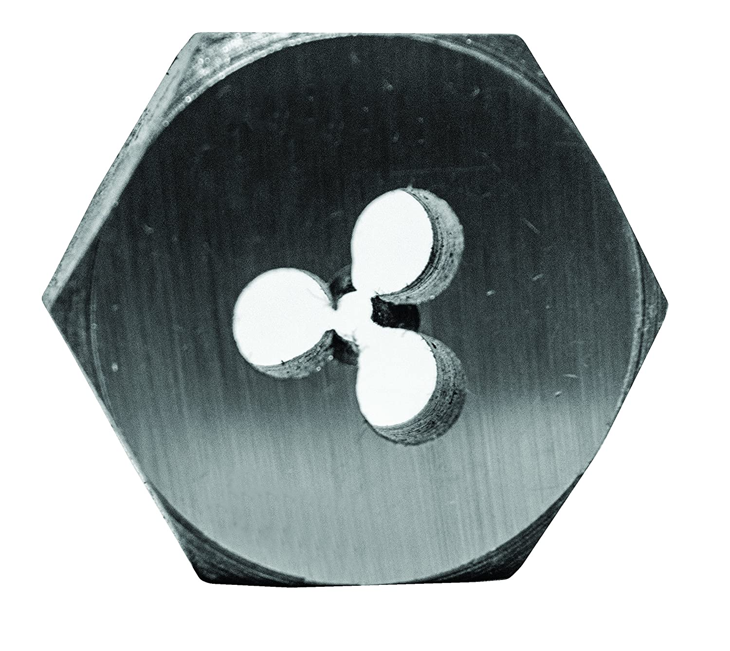3//8-24 Century Drill and Tool 96206 Fine Hexagon Die