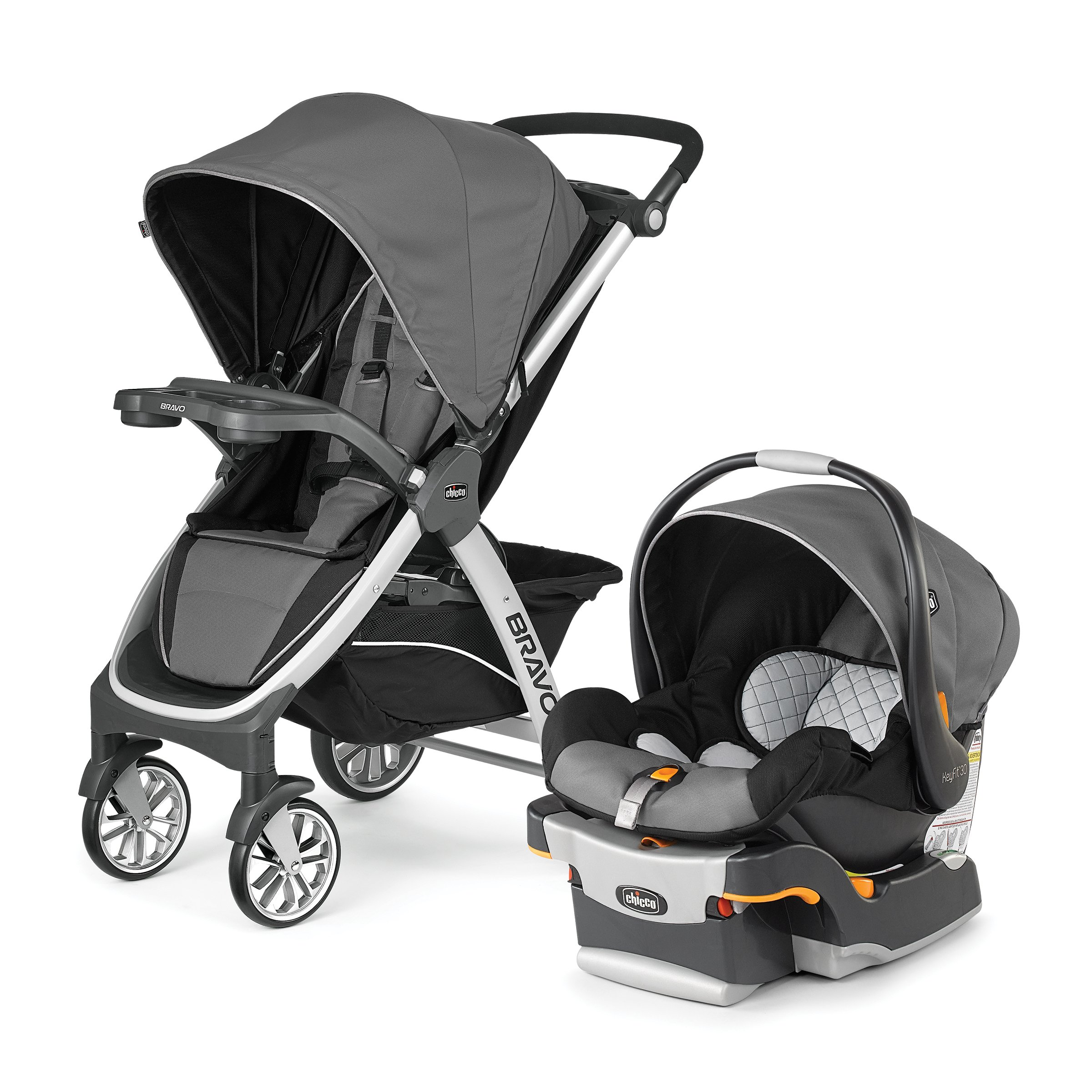 Chicco Bravo Trio Travel System, Orion by Chicco