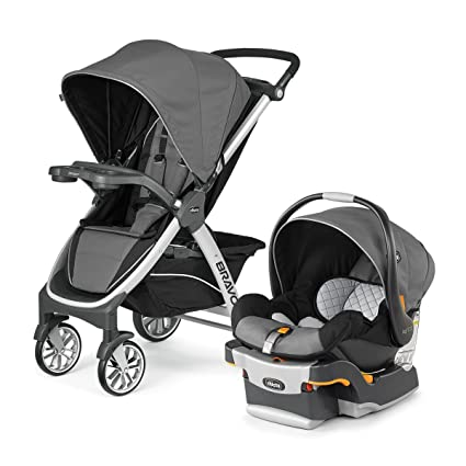 Chicco Bravo Trio Travel System - Runner Up