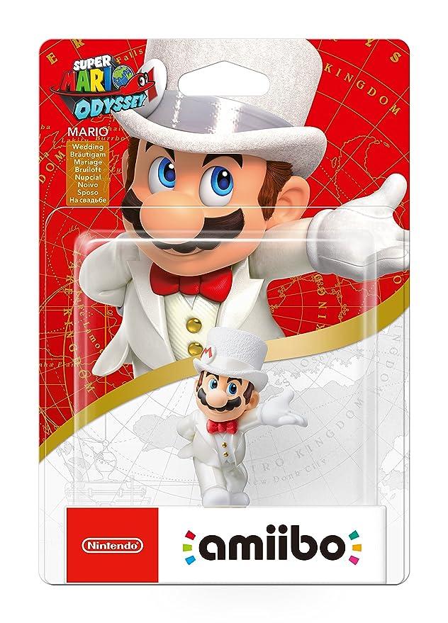 150 opinioni per Nintendo Switch: Amiibo Mario Super Mario Odyssey
