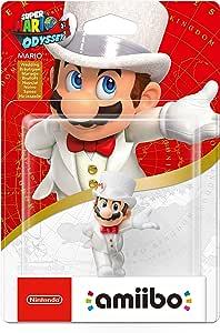 Nintendo - Colección Super Mario, Figurina Amiibo Mario Odyssey ...