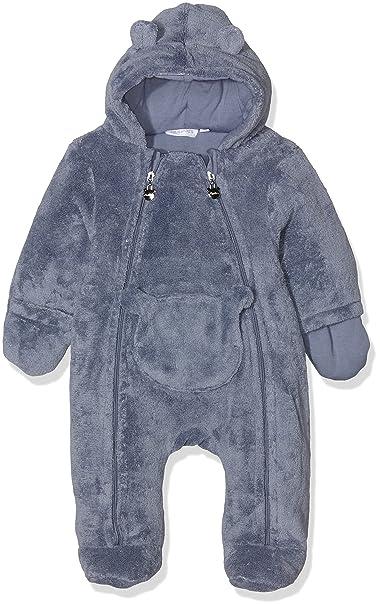 Noukies Z6601, Abrigo para Bebés, Azul, 9 mes: Amazon.es: Ropa y accesorios