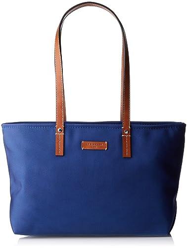 eb0130500b21 Le Tanneur femme Suzanne Tsuz1060 Sacs portes epaule Bleu (Myrtille ...