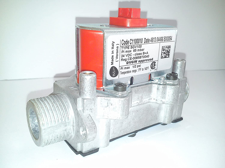 VÁLVULA DE GAS PLATINUM COMPACT - BAXIROCA 125089600