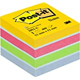 Post-it 51 x 51 mm Mini Cube - Ultra Colour