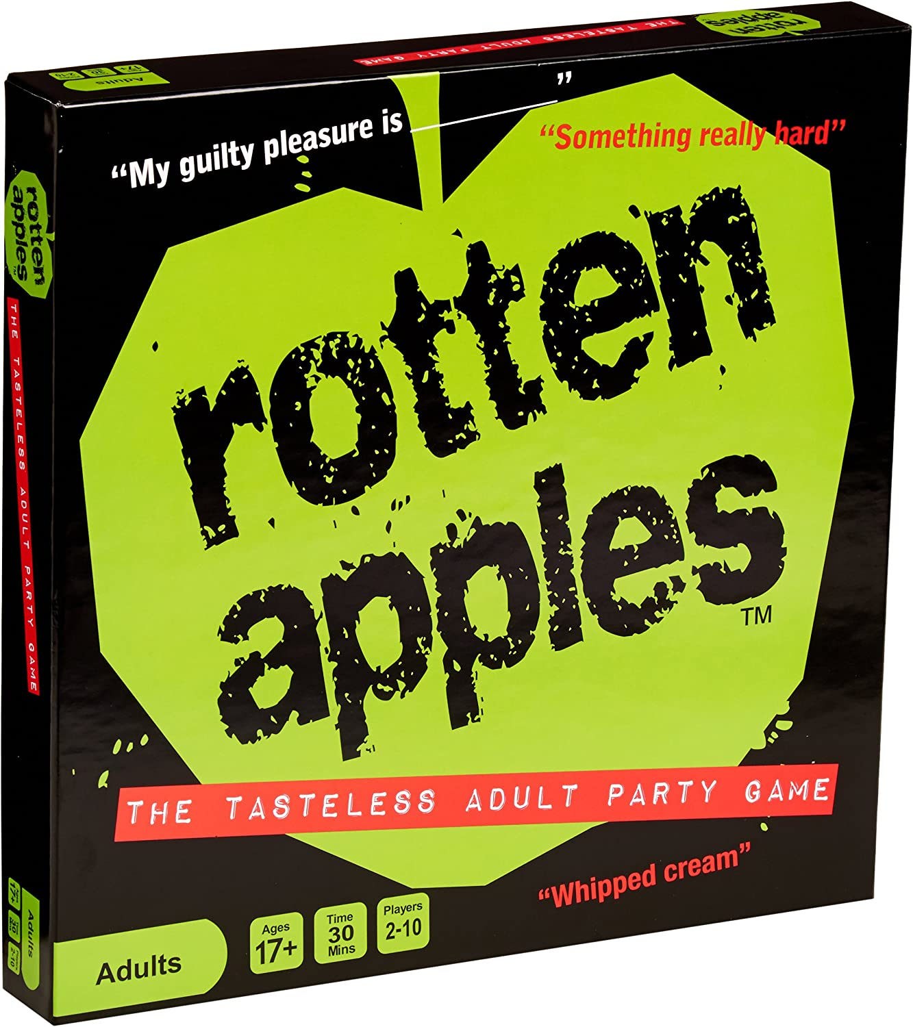 NO KIDDING Rotten Apples Board Game