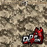 d62a37c5cabc1 True Timber Western Viper Hunting Camo Camouflage Hydrographic Water  Transfer Film Hydro Dipping Dip Demon Wizard