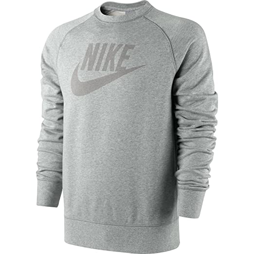 7268653d705 Amazon.com  Nike Limitless Washed Men s Sweatshirt Grey 521859-063 ...