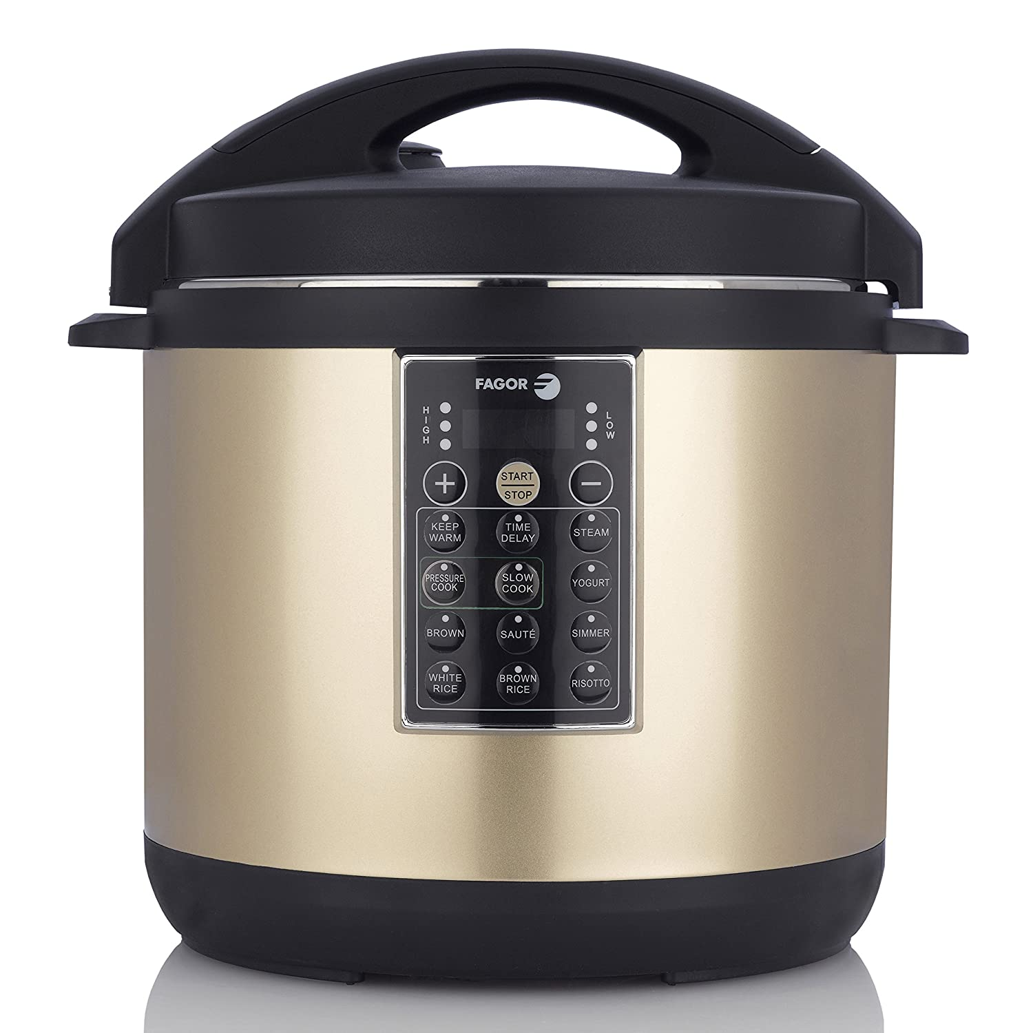 Buy a Fagor Lux Multicooker today!*