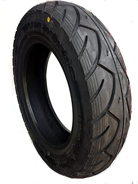Maxxis M6000 90/100-10 53J Tubeless Bike Tyre, Front & Rear