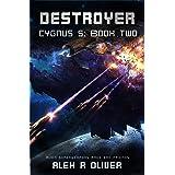 Destroyer: Cygnus 5: Book Two (Cygnus Five Series 2)