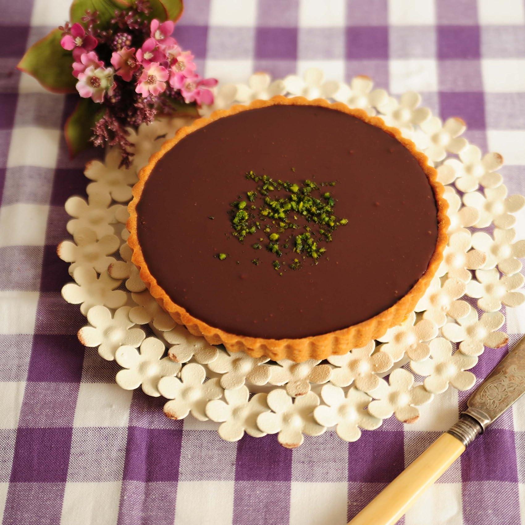 ケーキ Ipad壁紙 チョコレート タルトケーキ その他 スマホ用画像