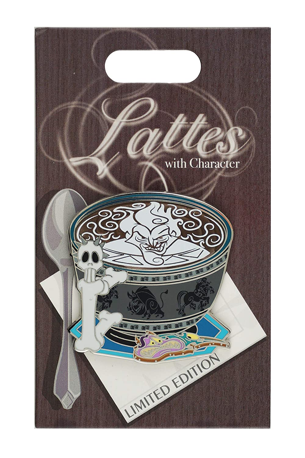 Disney Pin - Lattes with Character - Hades