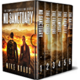 No Sanctuary Box Set: The Complete No Sanctuary Series - Books 1-6 (English Edition)