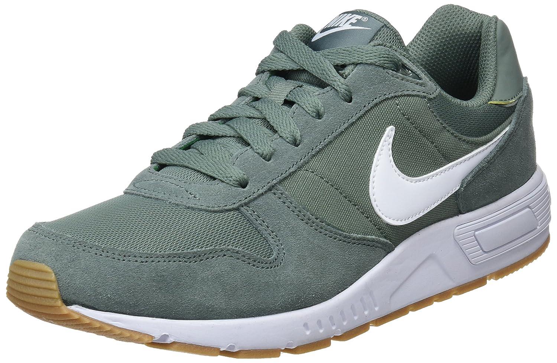 Nike Nightgazer, Zapatillas de Gimnasia para Hombre 40 EU|Negro (Clay Green/White/Gum Light Brown 303)