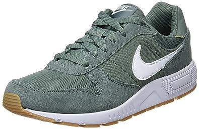 the best attitude 94182 8493f Nike Nightgazer, Baskets Homme, (Vert Gris Argile Gomme Marron Clair Blanc