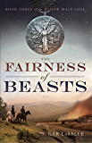 The Fairness of Beasts (Widow Walk Saga Book 3) (English Edition)