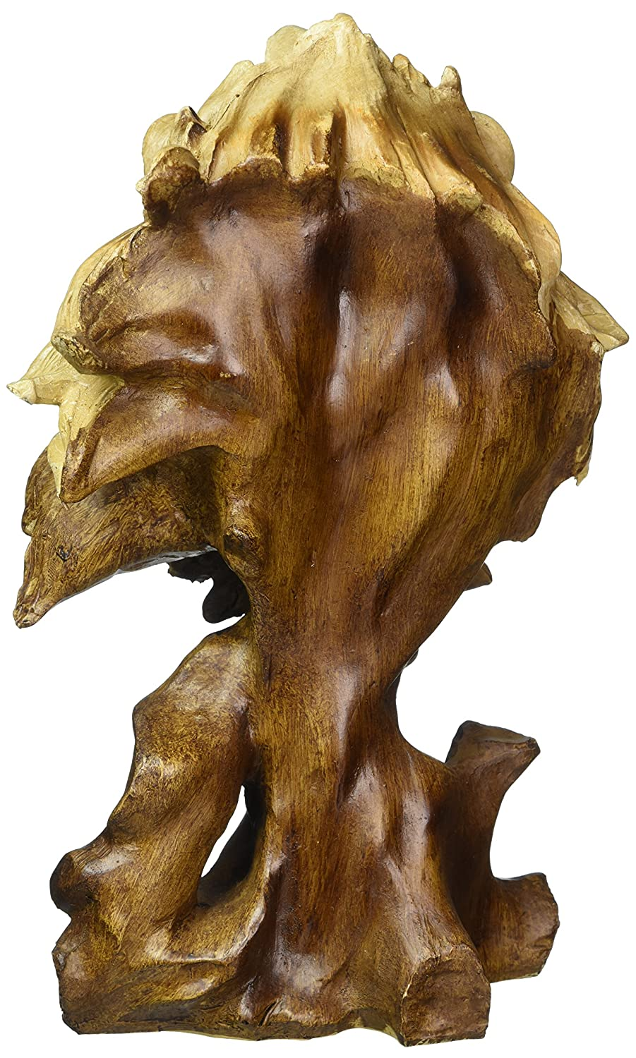 Lion Bust Collectible Figurine