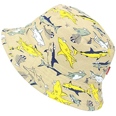 9323352ccb2 Jiglz Children s Shark Bucket Hat  Amazon.co.uk  Clothing