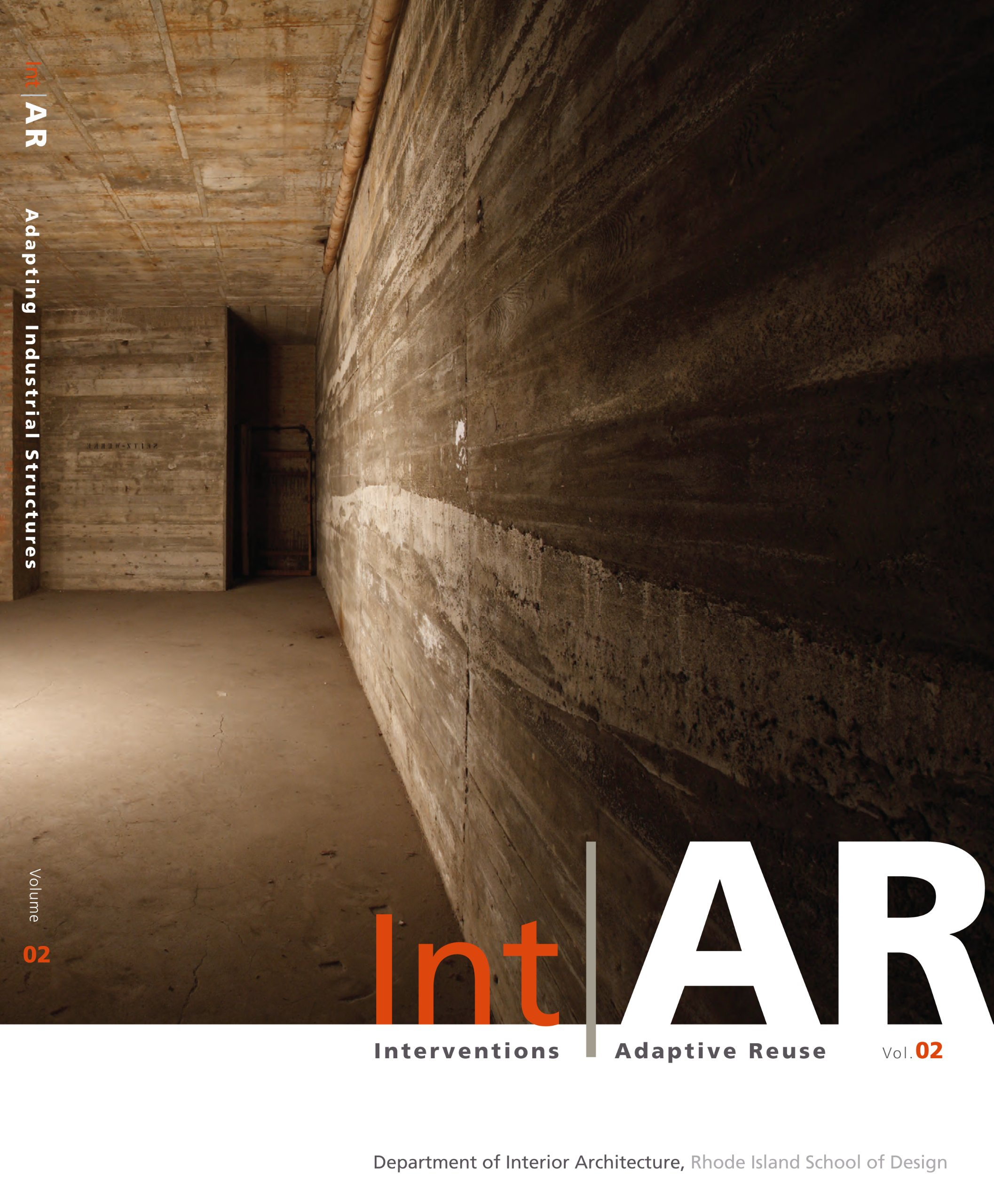 IntAR, Interventions Adaptive Reuse, Volume