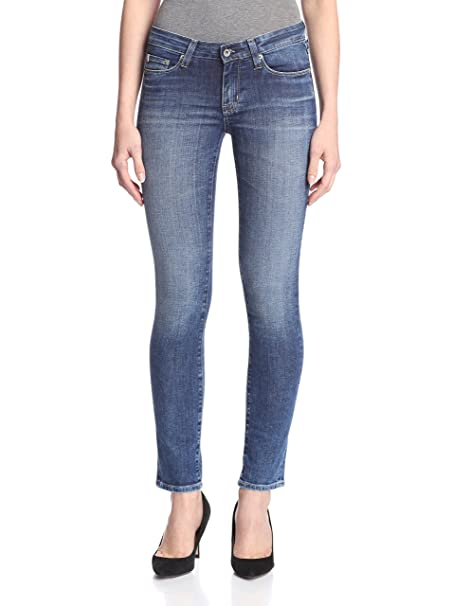 Amazon.com: Brigette Low Rise Recto Jeans por Big Star ...