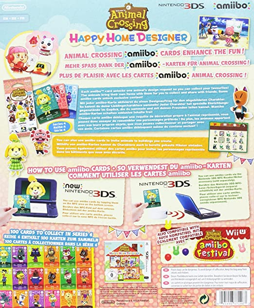 Amazon.com: Animal Crossing: Happy Home Designer: PC: Video ...