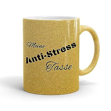 Amazon De True Statements Lustige Tasse Meine Anti Stress Tasse