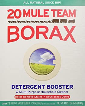 6-Pack 20 Mule Team Borax Detergent Booster & Cleaner