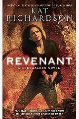 Revenant (GREYWALKER Book 9) Kindle Edition