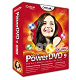 CyberLink Power DVD 9 Deluxe (PC CD)
