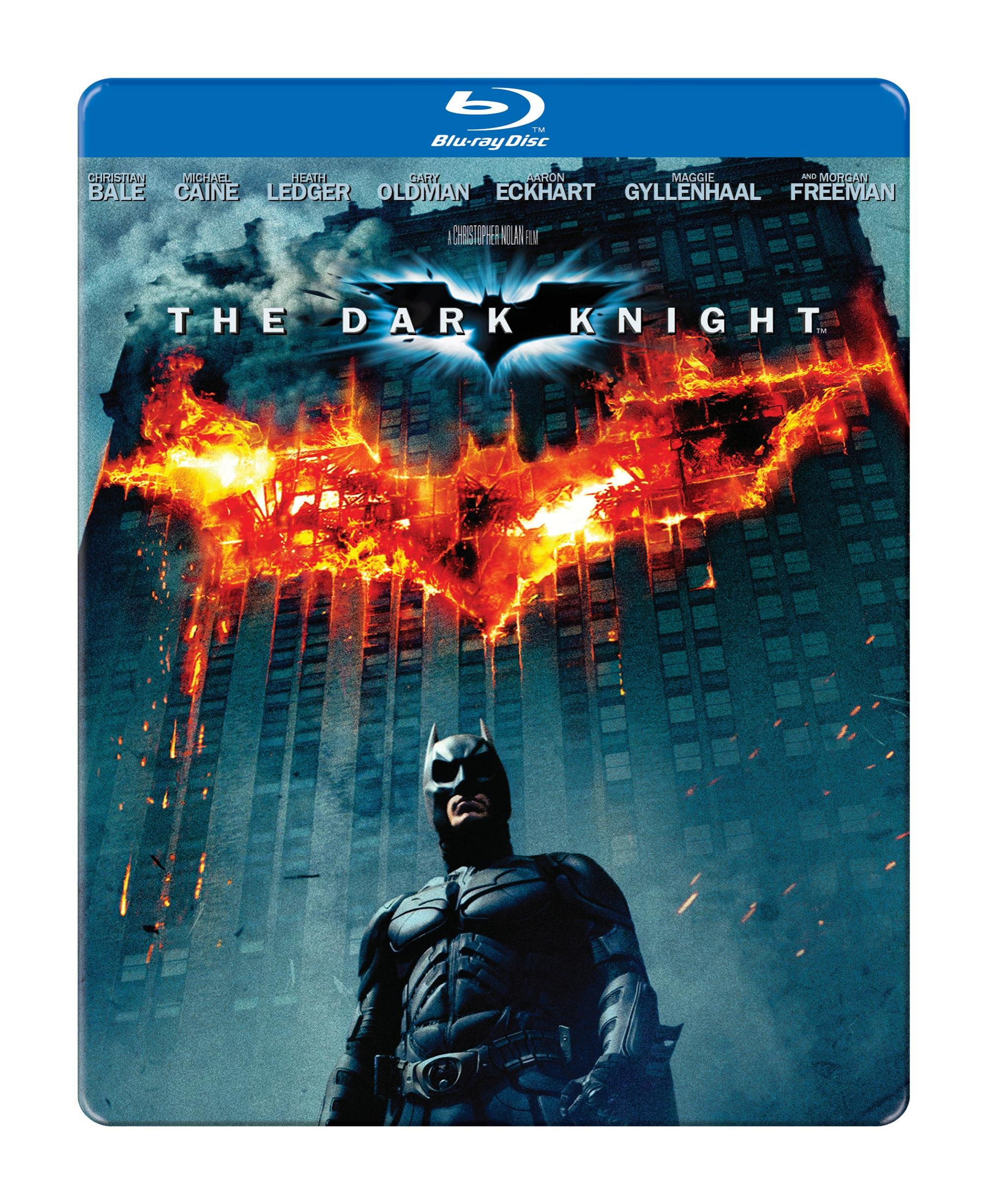 Dark Knight (Steelbook)