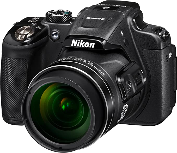 Nikon Coolpix P610 - Cámara compacta de 16 MP (Pantalla de 3 ...