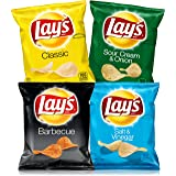 Lay's Potato Chips Variety Pack, 1 oz Bags, 40 Count
