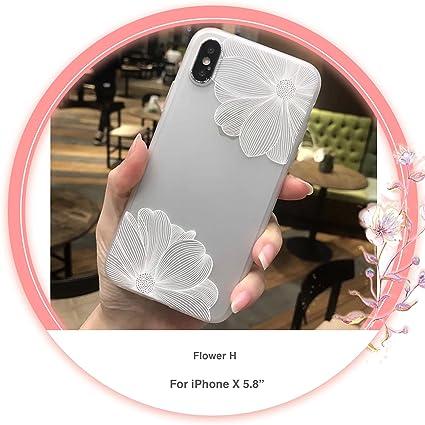 Amazon.com: [caserbay] iPhone funda (5.8