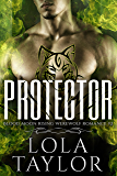 Protector: a Blood Moon Rising Werewolf Romance