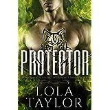 Protector: a Blood Moon Rising Werewolf Romance