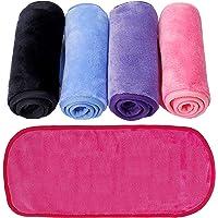 Make-up Remover Doek Herbruikbare Wasbare Microfiber Reinigende Handdoek Beweeg Make-up Direct Geschikt voor Alle…