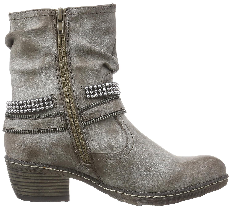 Rieker Girls/' K1496 Cowboy Boots