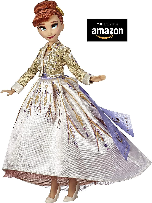 Frozen 2 Anna De Arendelle (Hasbro E6845ES0) , color/modelo ...