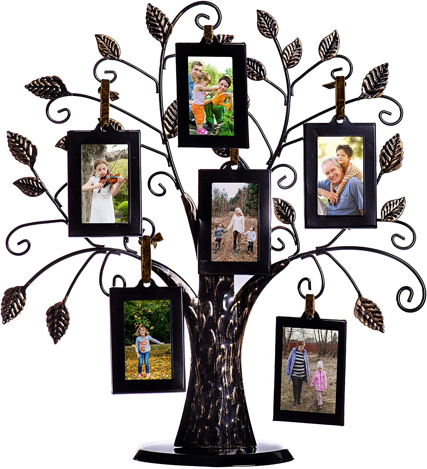 One of the best gift ideas for women over 40 that they are going to cherish forever is a family tree picture frame. It will look beautiful on the wall with all her family photos and make her heart feel all warm and cozy whenever she looks at it.