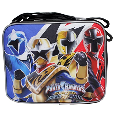 Power Rangers Super Ninja - Bolsa de almuerzo para niños ...