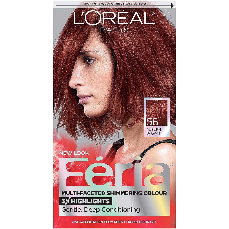 Amazon Loral Paris Feria Permanent Hair Color 56 Brilliant